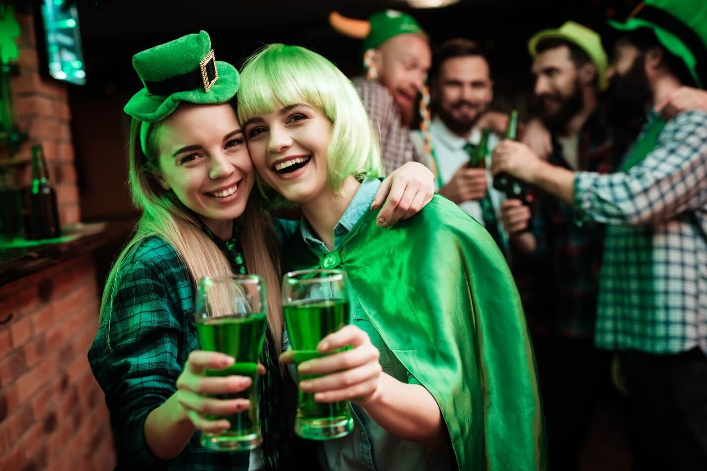 Don't Get a Texas Disorderly Conduct Charge This St. Paddy's Day