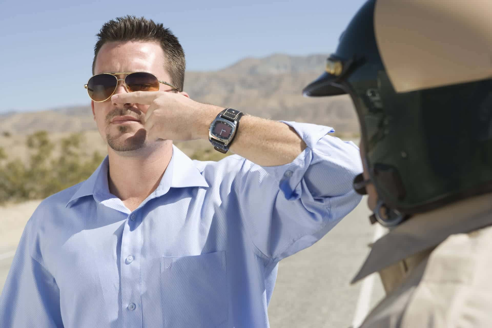 Why You Should Never Take a Texas Field Sobriety Test