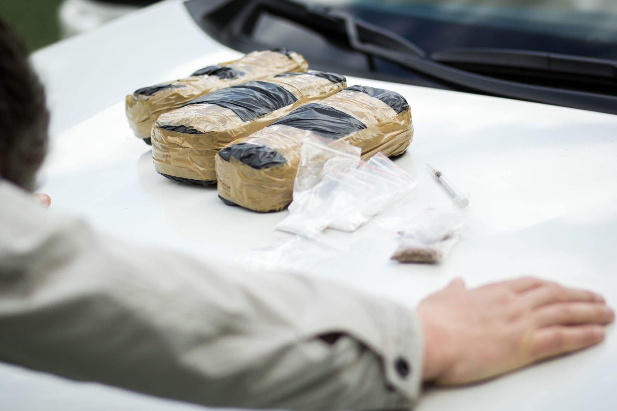 What Makes Drug Trafficking in Texas into a Federal Case?