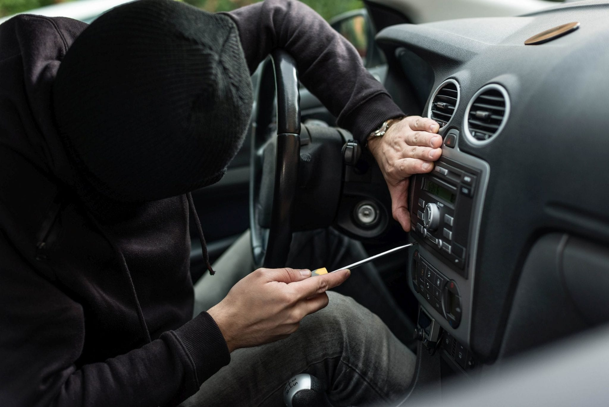 Texas Auto Theft Charges: What You Need to Know
