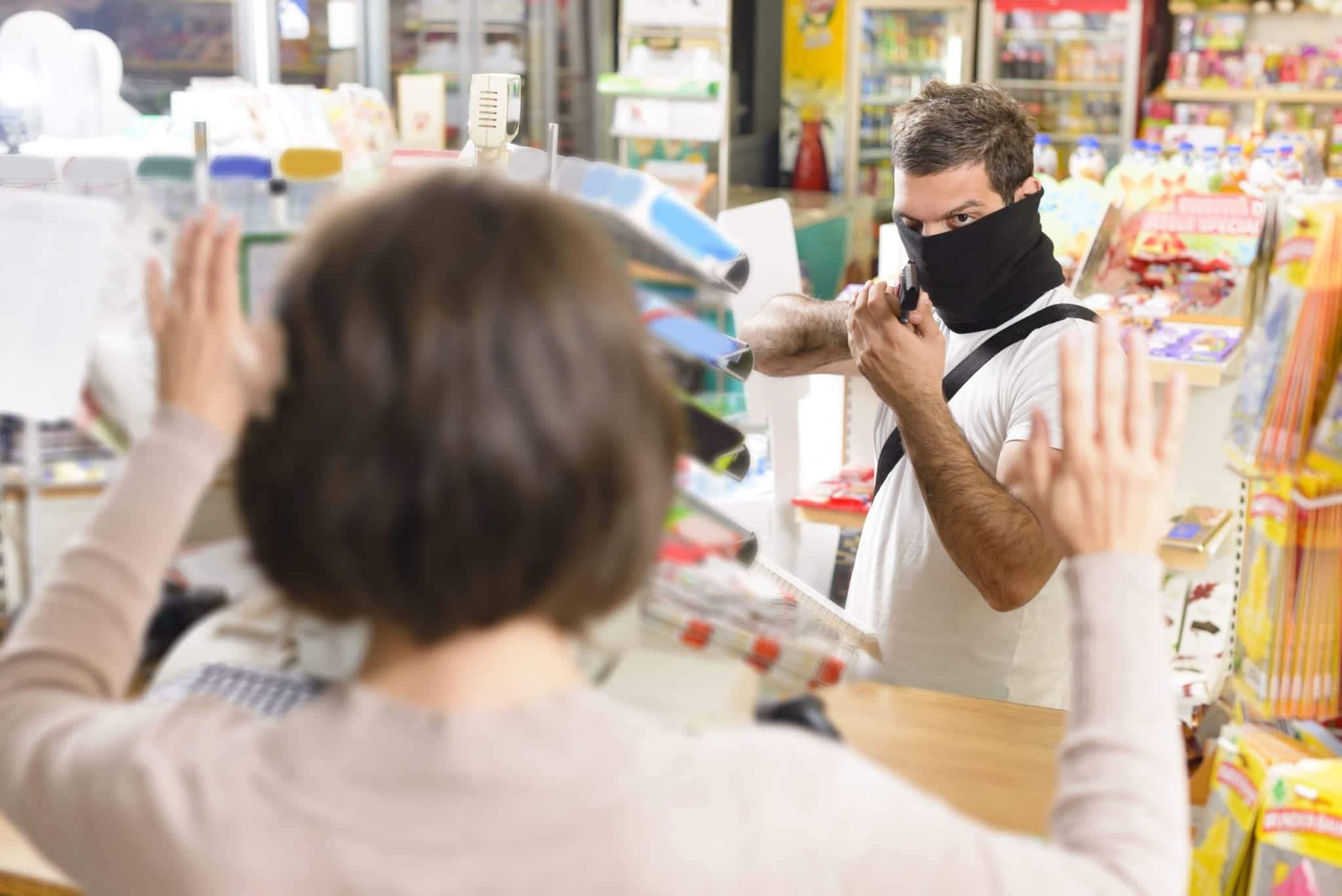 Should Your Texas Aggravated Robbery Charge Really Be Robbery?