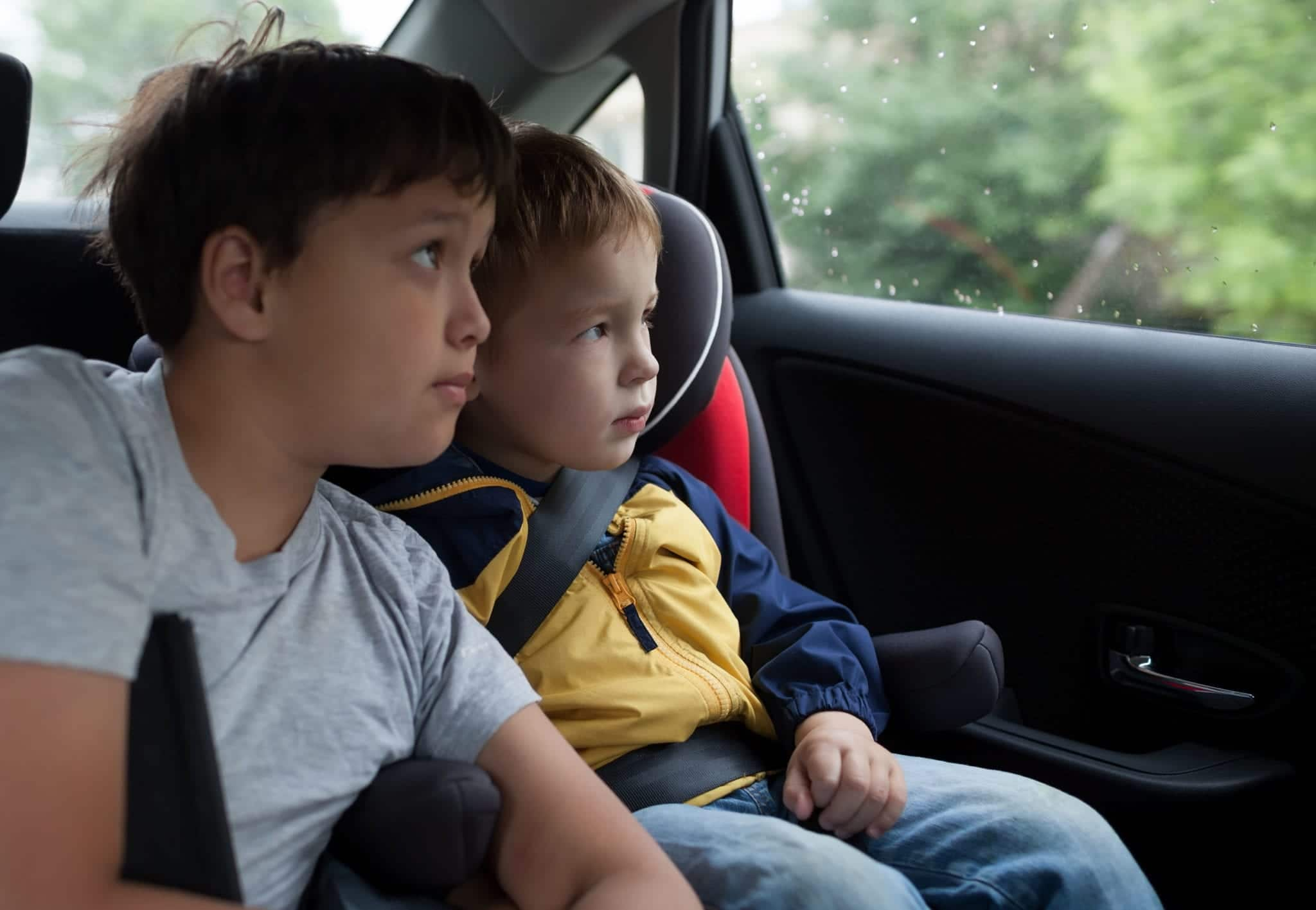 Did You Wind Up with a Texas DWI on NYE…with a Child in the Car?