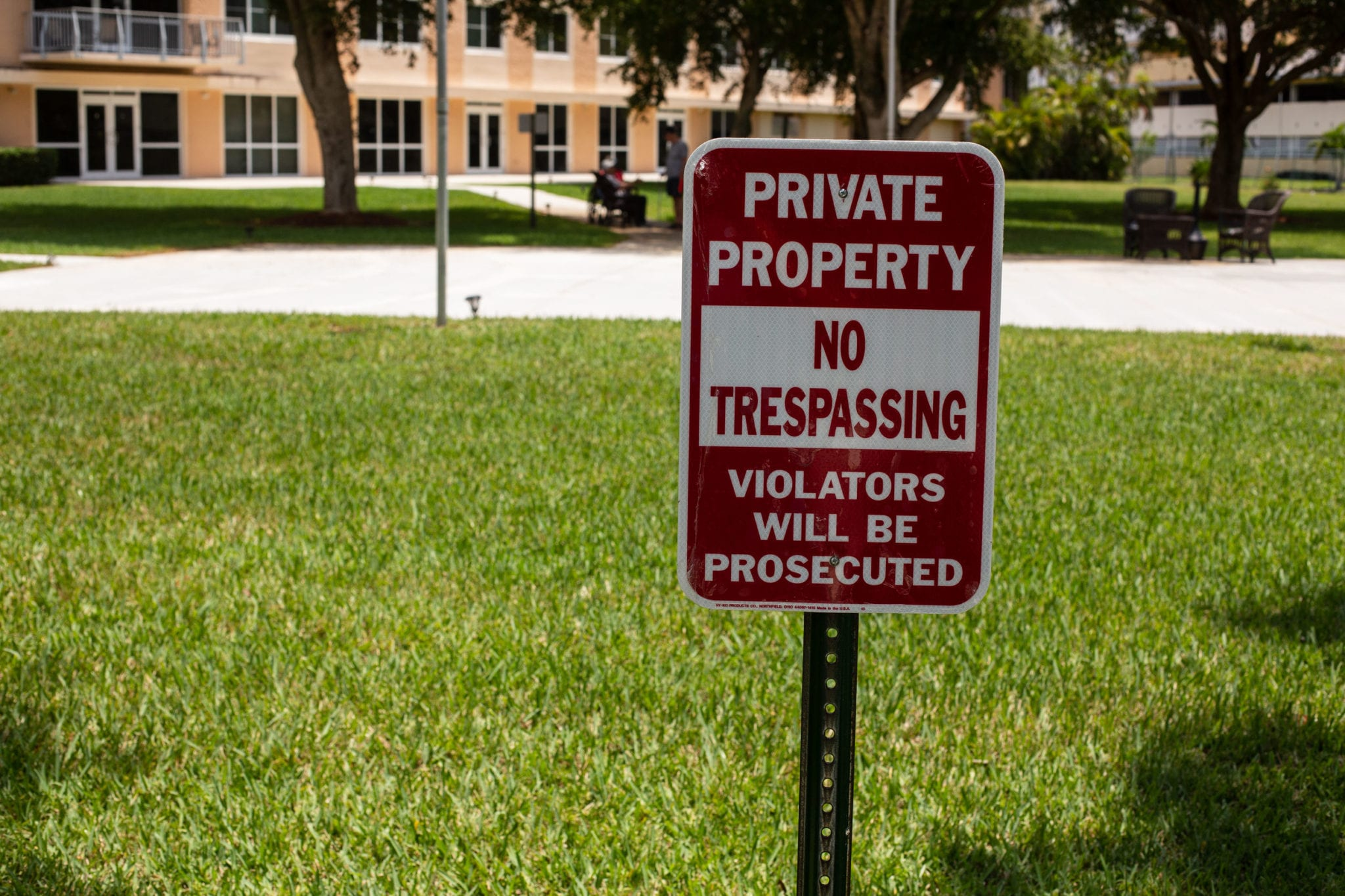 TX Protestors Not the Only Ones Facing Criminal Trespassing Charges