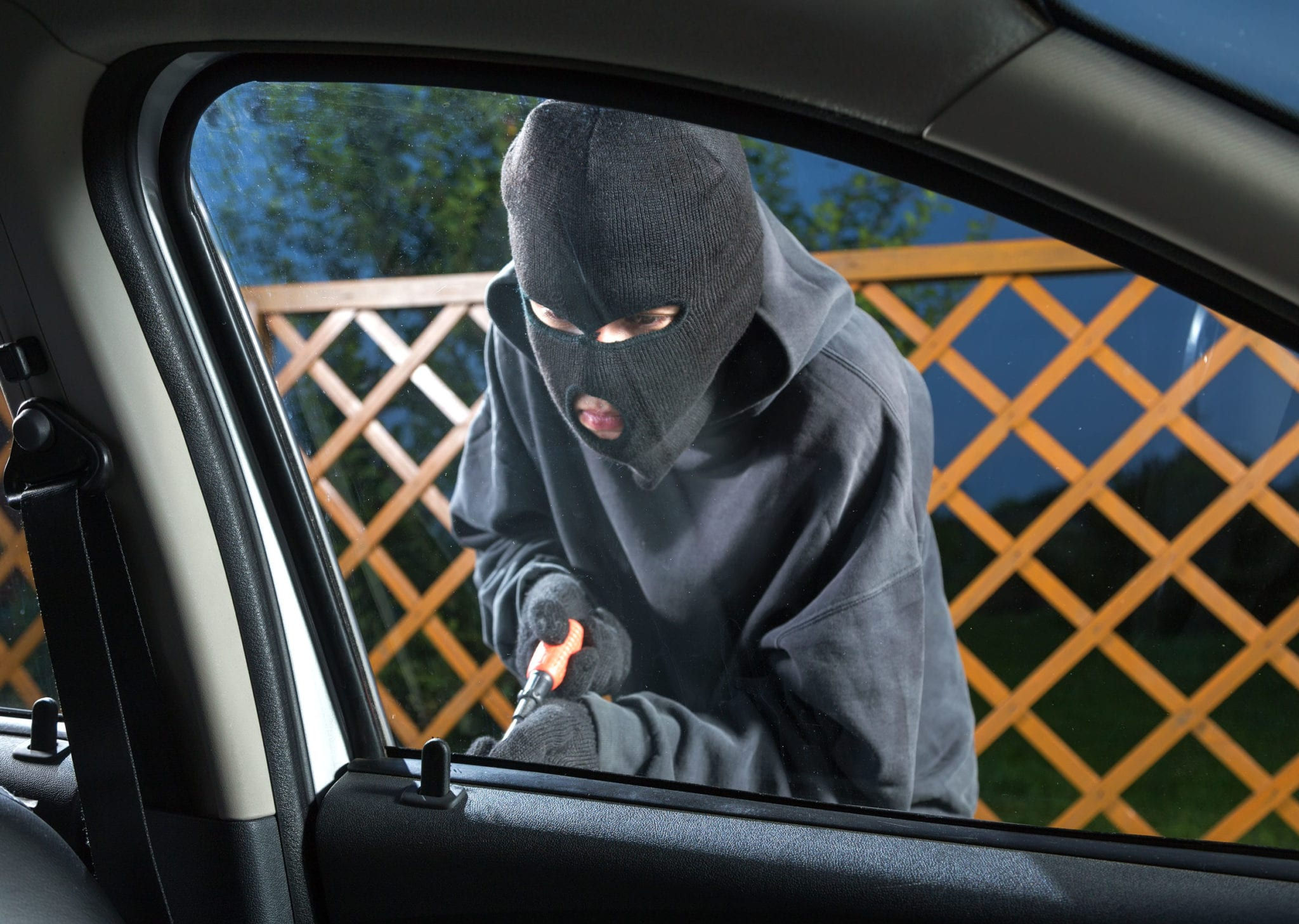 Burglary of a Motor Vehicle is Not the Same as Breaking Into a TX Home