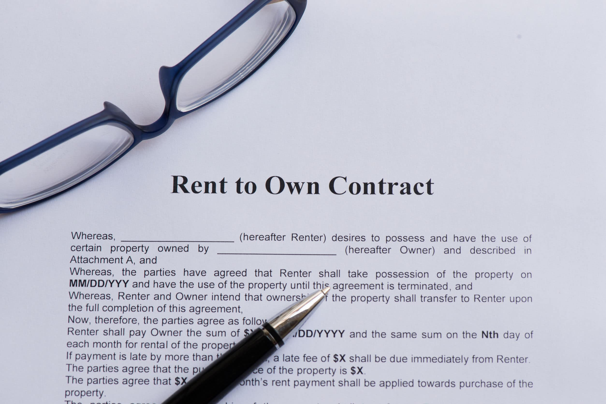 Texas Rent-to-Own Service Threatening to File Charges? What to Know